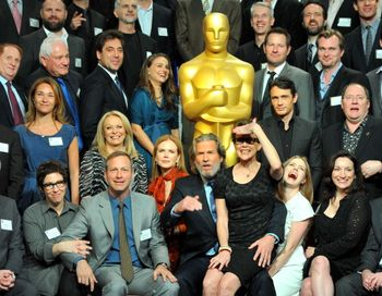 Номинанты на примию «Оскар» 2011. 7 февраля 2011 года, Калифорния. Фото: Alberto E. Rodriguez/Getty Images