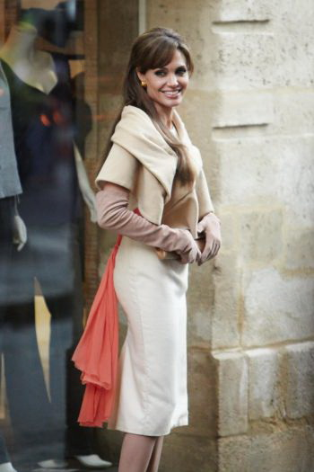 Актриса Анджелина Джоли. Фото: Lorenzo Santini/Getty Images