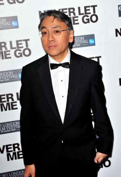 «Не отпускай меня». Автор романа и сценария к фильму «Не отпускай меня» Кадзуо Исигуро во время Лондонского кинофестиваля. Фото: Samir Hussein/Getty Images