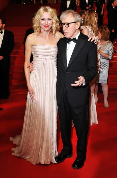 Актриса Наоми Уоттс и режиссер Вуди Ален. Фото: Pascal Le Segretain/Getty Images