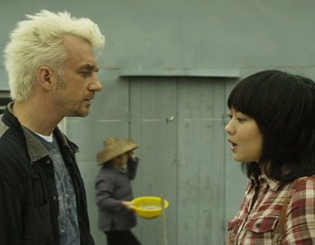 Кадр из фильма «Amaya». Фото с сайта zebra.lt