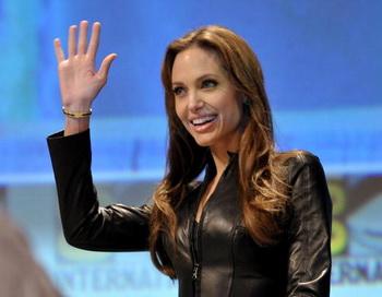Актриса Анджелина Джоли. Фото: John Shearer/Getty Images