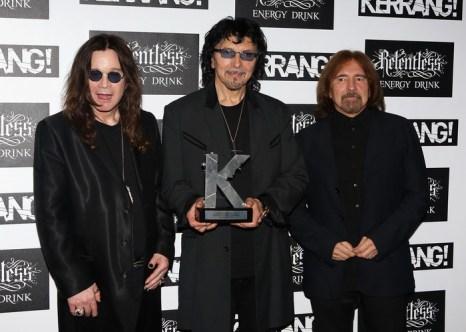Британская рок-группа Black Sabbath. Фото: Tim Whitby/Getty Images