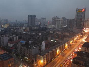 Китай. Чэнду. Фото: Ed Jones/AFP/Getty Images