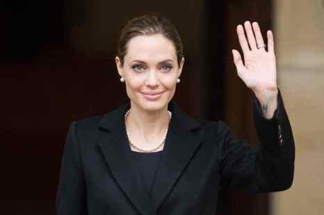 Анджелина Джоли. Фото: LEON NEAL/AFP/Getty Images