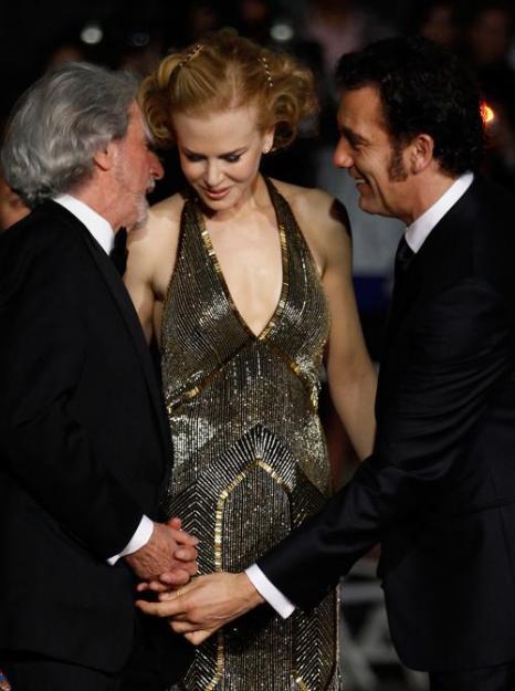 Николь Кидман на премьере  фильма «Хемингуэй и Геллхорн» на Каннском кинофестивале. Фоторепортаж. Фото: Andreas Rentz/Getty Images