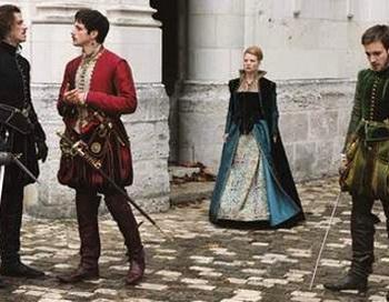 «Принцесса де Монпансье». Кадр из фильма. Фото с сайта filmz.ru