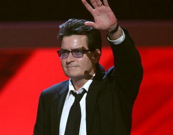Актер Чарли Шин. Фото: Alberto E. Rodriguez/Getty Images