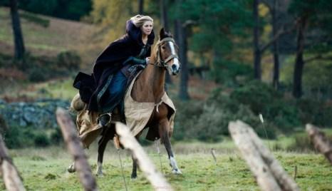 Сериал «Камелот». Тэмсин Эгертон (Гвиневра) в сериале «Камелот». Фото с сайта kinokritik.com