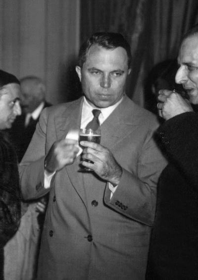 Режиссер Кинг Видор. 1937 год. Фото: AFP/AFP/Getty Images
