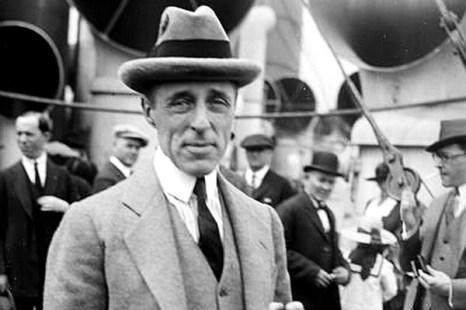 Режиссер Дэвид Уорк Гриффит. 1929 год. Фото: AFP/AFP/Getty Images