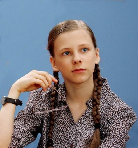 Лиза Арзамасова в сериале «Папины дочки». Фото с сайта kino-teatr.ru