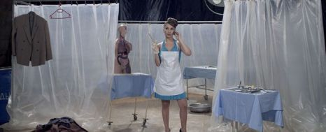 Кадр из интерактивного фильма производства Армении 2011 года «АлаБалаНица». Фото с сайта kino-teatr.ru