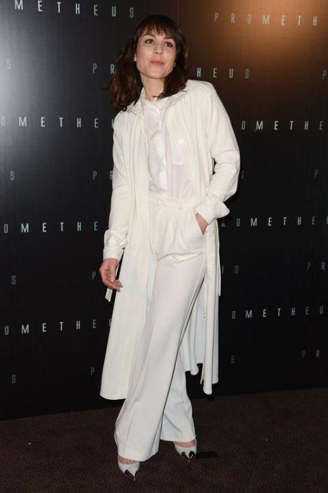 «Прометей». Актриса Нуми Рапас на фотосессии в Париже, Франция. Фото: Pascal Le Segretain/Getty Images