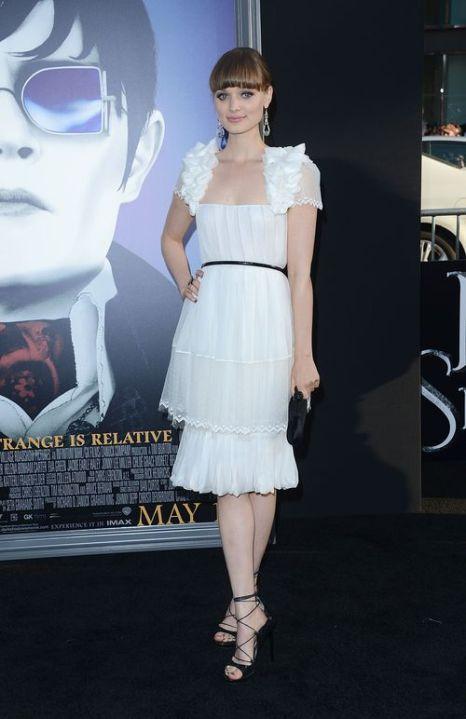 «Идеи для платья к выпускному от кинозвезд». Белла Хиткот. Фото: Jason Merritt/Getty Images