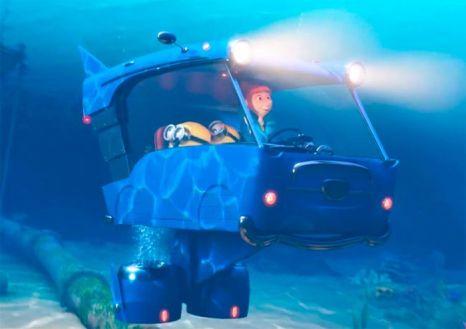«Гадкий Я 2». Кадр из анимационного фильма «Гадкий Я 2». Фото с сайта kino-teatr.ru