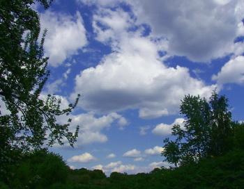 Небо. Фото: Артём Туполев