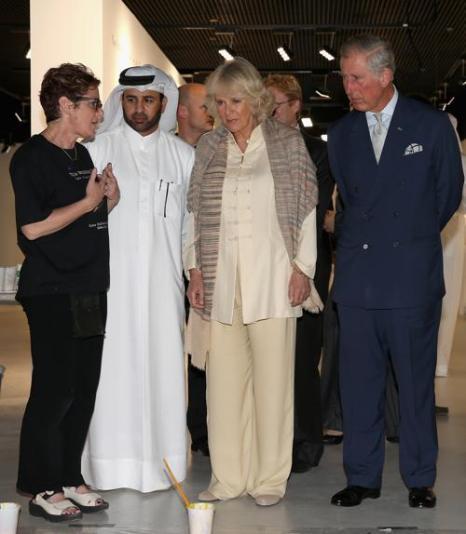 Принц Чарльз и Камилла посетили Катар. Фото: Chris Jackson - Pool /Getty Images