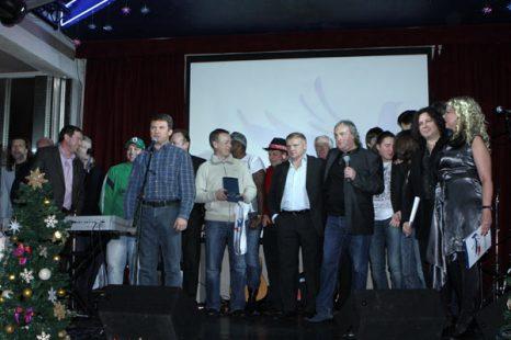 Команды Росич и Старко. Фото предоставлено PR агентством Diamond Group