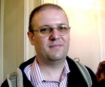 Иштван Балаш-Муресан, 35 лет, доктор физики