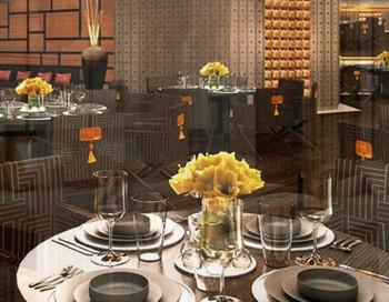 Интерьер отеля Мариотт в Дубае. Фото: marriott.com