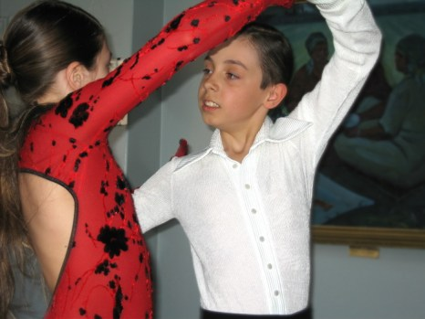 Фотография – это умение видеть красоту пейзажа или вдохновленное лицо танцора. Фото: Ирина Рудская/Великая Эпоха (The Epoch Times)