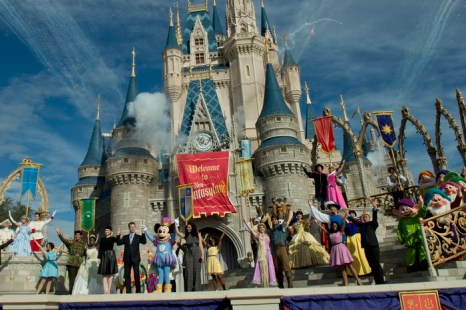 Фото: Phillips/Disney Parks via Getty Images