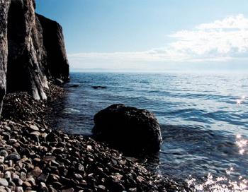 Озеро Байкал. Фото: uude.ru
