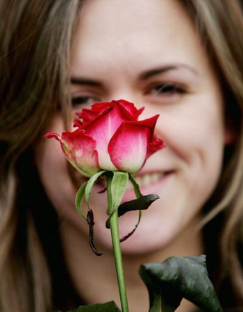 8 Марта. Любимым женщинам. Фото: Graeme Robertson/Getty Images