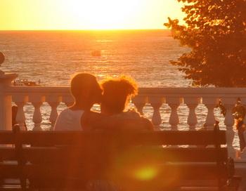 Любовь, любовь... Фото: Николай Богатырев