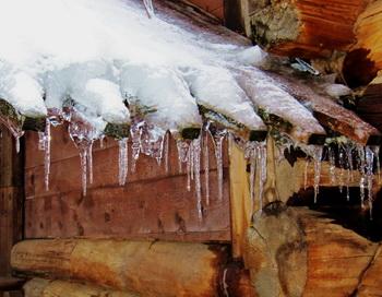 Ледяная карамель. Фото: Николай Богатырёв