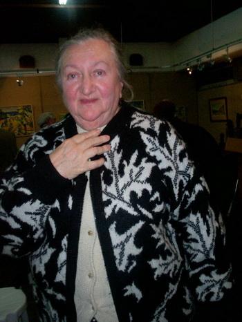 Поэтесса Алла Айзеншарф. Фото с сайта chitalnya.ru