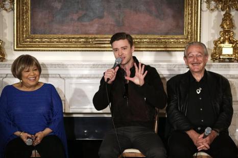 Концерт музыки Мемфиса прошёл в Белом Доме США. Фото: Alex Wong / Getty Images