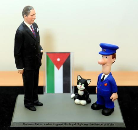 Принц Чарльз и Камилла посетили Иорданию. Фото: Salah Malkawi - Pool /Getty Images
