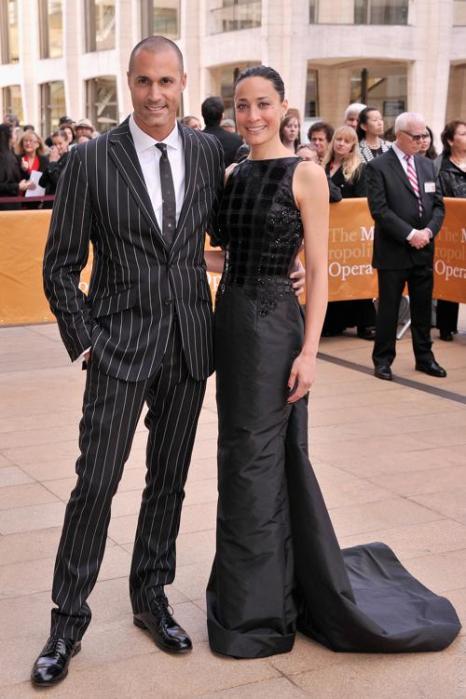 Найджел Баркер и Кристин Баркер на открытии весеннего сезона американского театра балета 13 мая 2013 года. Фото: Stephen Lovekin/Getty Images