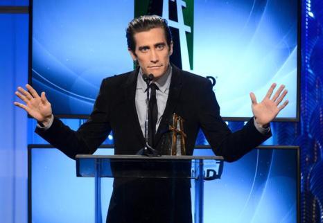 Джейк Джилленхол на вручении 17-й ежегодной кинопремии Голливуда Hollywood Film Awards 21 октября 2013 года в Беверли-Хиллз, Калифорния (США). Фото: Mark Davis/Getty Images