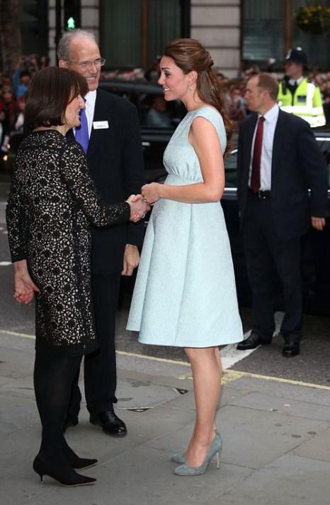 Герцогиня Кембриджская посетила благотворительный приём. Фото: Tim P. Whitby - WPA Pool/Getty Images