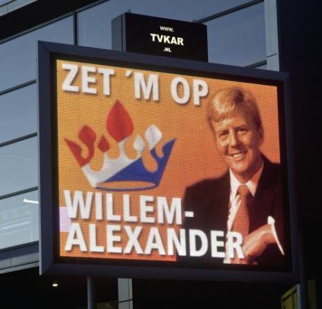 Будущий король Нидерландов Виллем-Александр. Фото: Michel Porro/Getty Images