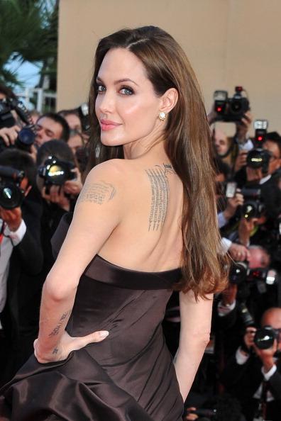 Анджелина Джоли, 16 мая 2011, Канны, Франция. Фото: Francois Durand/Getty Images