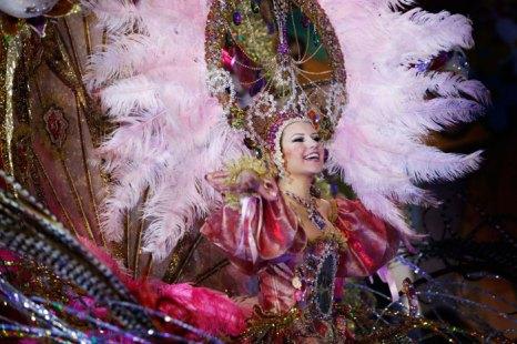 Карнавал - самый известный из весенних праздников в Испании. Фото: DESIREE MARTIN/AFP/Getty Images
