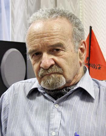 Владимир Ойвин, журналист, музыкальный критик, эксперт по проблемам этики,правозащитник. Фото: Ульяна Ким/Великая Эпоха (The Epoch Times)
