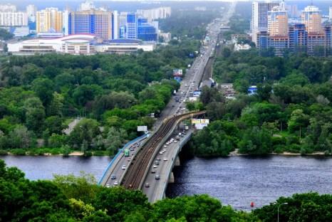 Панорама Киева. Фото: Владимир Бородин/Великая Эпоха (The Epoch Times)