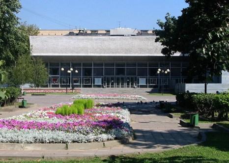 Театр «Сатирикон». Фото: Andres rus/Commons.wikimedia.org