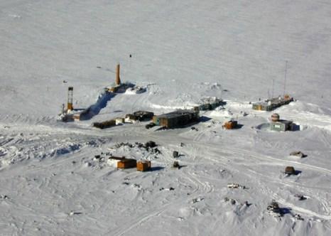 Самое холодное место на Земле — станция «Восток», Антарктика. Фото: Antarctic Sun