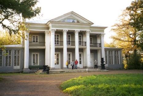 Летний домик графа Орлова-Чесменского. Фото: Al Shipilin/Commons.wikimedia.org