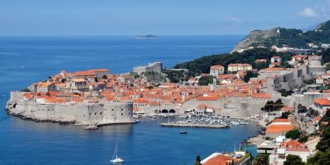 Дубровник — самый известный и самый популярный город Хорватии. Фото: ELVIS BARUKCIC/AFP/Getty Images
