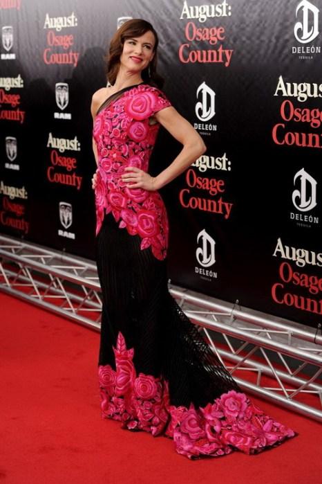 Джульет Льюис посетила нью-йоркскую премьеру фильма «Август: Графство Осейдж» 12 декабря. Фото: Dimitrios Kambouris/Getty Images for Chrysler
