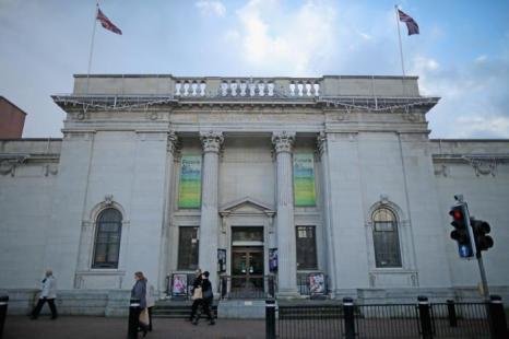 Галерея «Ференс» в английском городе Халл, ставшим Городом культуры Великобритании 2017. Фото: Christopher Furlong/Getty Images
