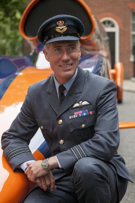 Энди Грин станет пилотом Bloodhound Supersonic. Фото: Dan Dennison/Getty Images