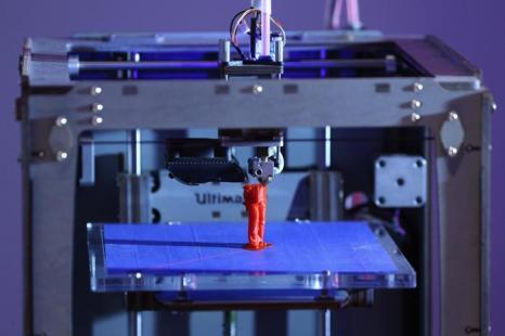 3D принтер. Фото: Фото: Oli Scarff / Getty Images